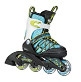 K2 Inline Skates CHARM X PRO Jr. Für Mädchen Mit K2...