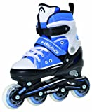Head Kinder Inlineskate Adjustable Cool, blau/weiß, 38-41,...