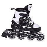 Head Kinder Inline Skates Cool, schwarz/weiß, 38-41