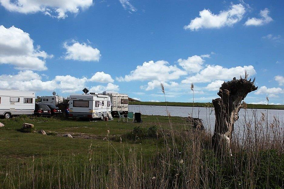 StrandCamping Fehmarnbelt: zwangloses Camping am Endlos